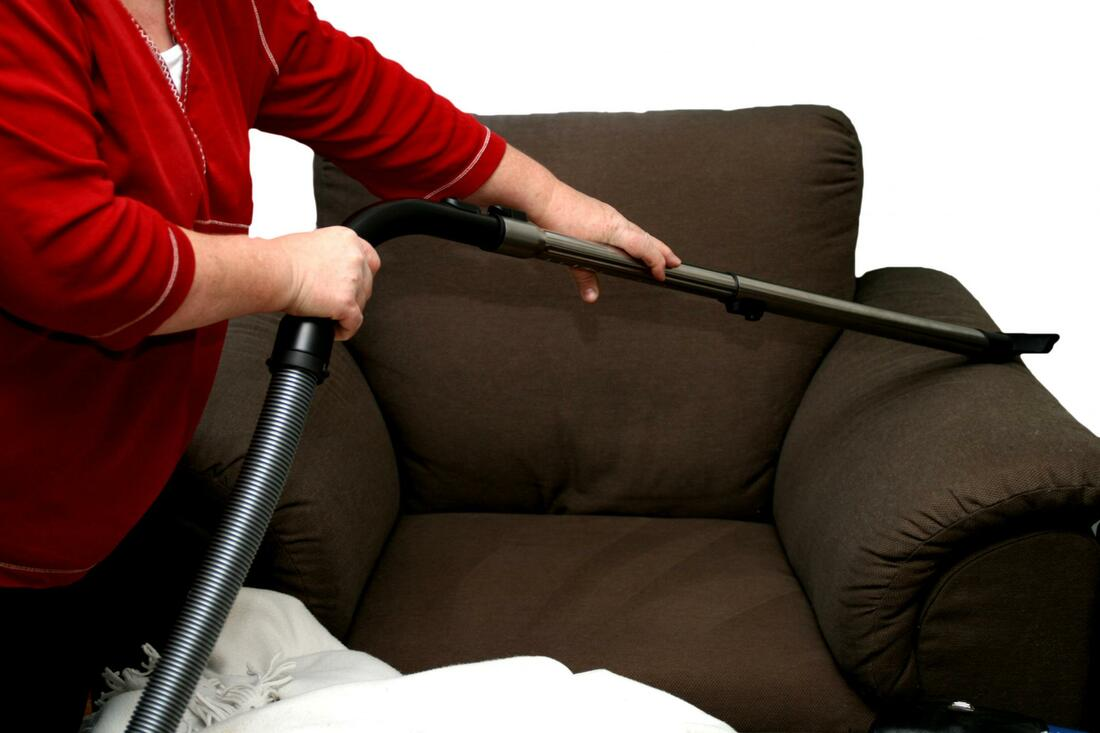 ​​UPHOLSTERY CLEANING